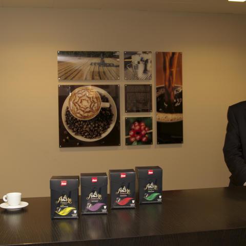 Friele lanserer espresso-kapsler i dagligvarehandelen