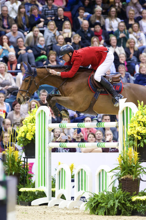 Fem svenska ryttare klara för Gothenburg Horse Show