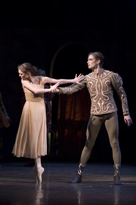 Romeo och Julia - Jurgita Dronina och Pascal Jansson