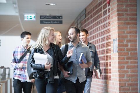 Studenter Högskolan Väst