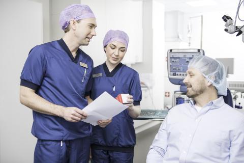 Hollandske Bergman Clinics ekspanderer i Skandinavien gennem overtagelsen af Memira øjenklinikker
