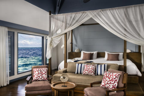 Raffles Maldives Meradhoo Resort - Meradhoo Island
