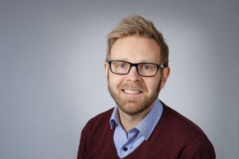 Henrik Antti, Kemiska institutionen, Umeå universitet
