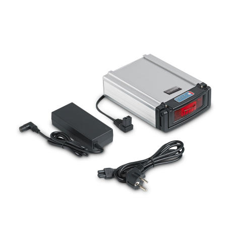 Hi-res image - Dometic - Dometic BP124 Lithium Ion Battery Pack with charger and charging cable