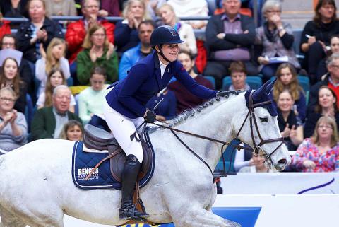 Saab huvudsponsor för Gothenburg Horse Show och FEI EM i Ridsport Göteborg 2017!