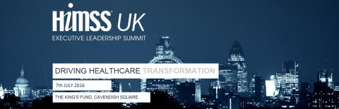 HIMSS Executive Leadership Summit - Driving Healthcare Transformation
