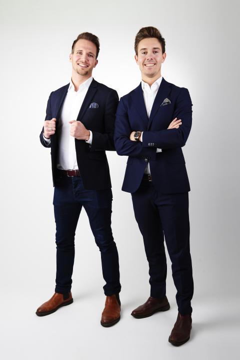 Kim Ruberg och Martin Granetoft öppnar OnePartnerGroup i Stockholm