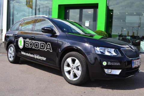SKODA er igen stolt sponsor i dette års PostNord Danmark Rundt