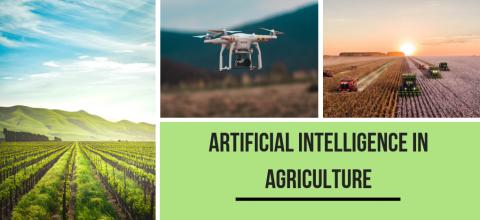 Artificial Intelligence in Agriculture Market Emerging Trends and Competitive Landscape Forecast To 2025 Ag Leader Technology, Trimble, Agribotix, Granular, SAP, Mavrx, PrecisionHawk, aWhere, IBM, and Prospera Technologies