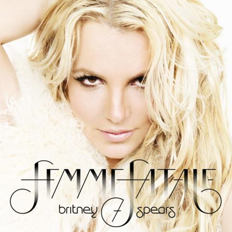 "Britney Spears nya album - ""Femme Fatale"""