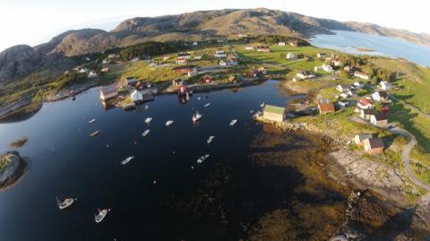 Острова Хитра и Фрёйя - рай для рыболова