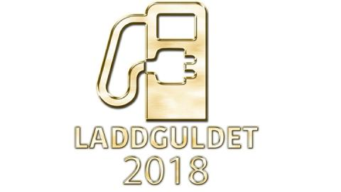 ​Laddguldet 2018 - nominering öppen