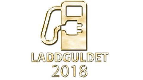 Laddguldet 2018 - nominering öppen