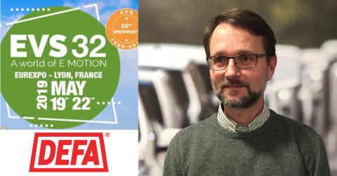 DEFA leads keynote speakers and discussions on breakthroughs and prerequisites at EVS in Lyon