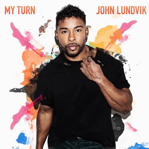 "John Lundvik släpper EPn ""My Turn"" 10 maj"