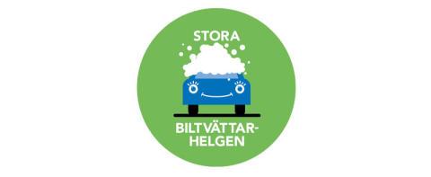Stora Biltvättarhelgen 23-24 april – tvätta bilen rätt!