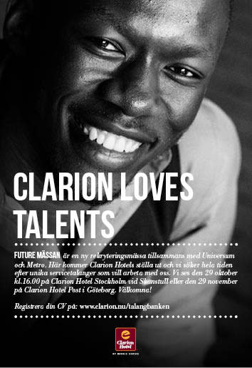 Clarion Loves Talent