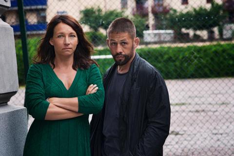 Musse Hasselvall och Martina Haag sätter fokus på mobbning