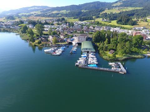 High res image - PMYS - Hensa lago Marina