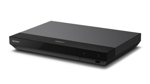 Immagini e audio di elevata qualità con il nuovo lettore Blu-ray™ 4K HDR UBP-X500 di Sony