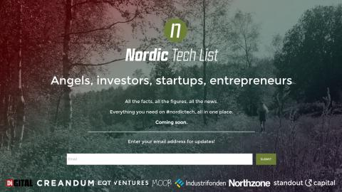 Standout Capital is Partnering with Nordic Tech List and Di Digital