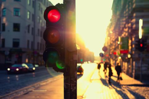 IoT: Fremtidens trafiklys styres af internettet