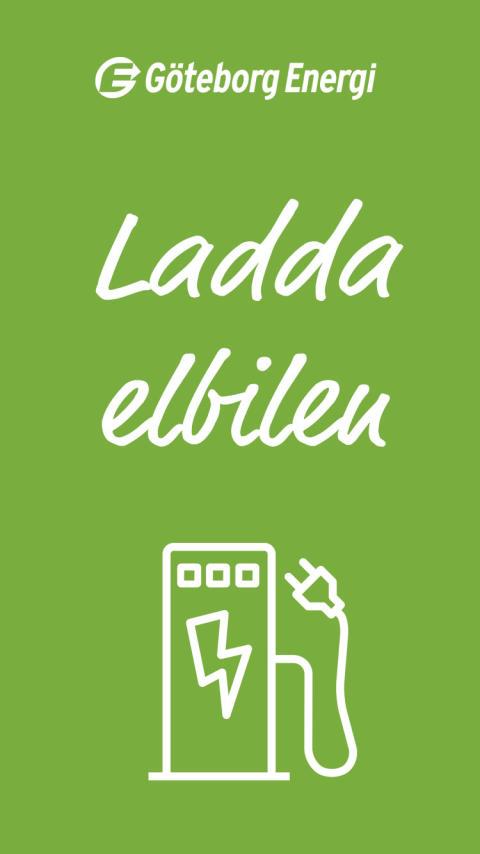 Göteborg Energi ansluter till norra Europas ledande laddnät