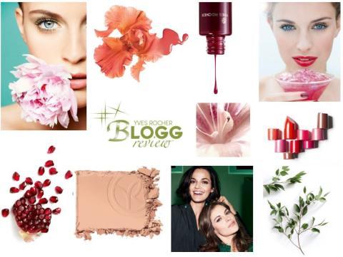Yves Rocher erbjuder samarbeten med 50 skönhetsintresserade bloggerskor