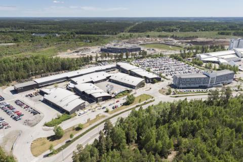 Training Partner expanderar och hyr 15000kvm lokaler i DRIVELAB,  Airport City Stockholm
