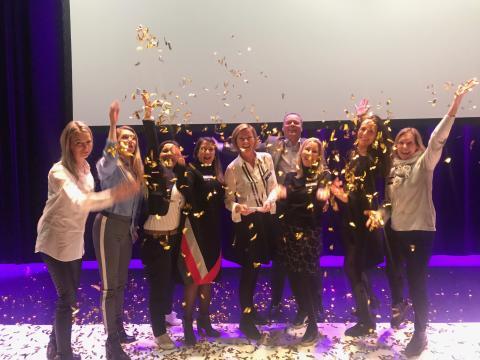 Nordic Choice Hotels prisade som de mest nytänkande inom Human resources