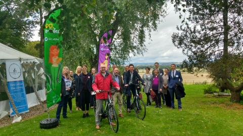 Tourism tops agenda in West Lothian