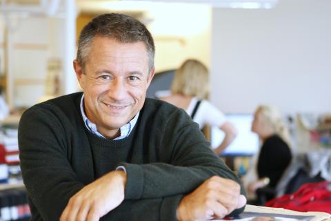 Antalet företag i Sverige växer långsamt