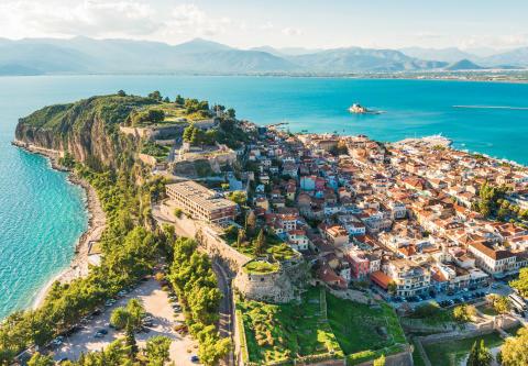 Solresor satsar stort på Grekland