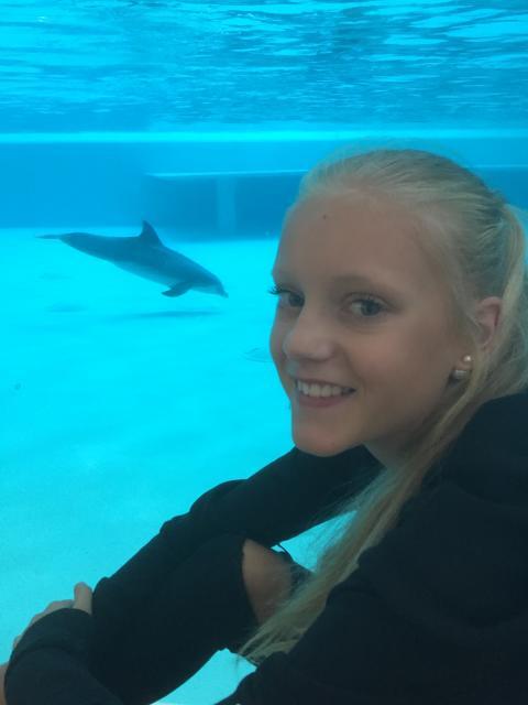 Värmlands hjärtsjuka barn fick upplevelsehelg på Kolmården