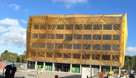 Fenestra Nya Hovås flyttar in i nya lokaler