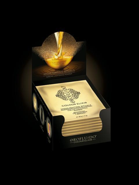 Orofluido Lightening Powder