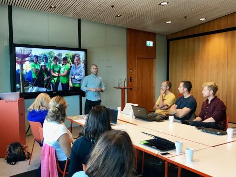 Nu ska Umeås evenemang bli mer hållbara
