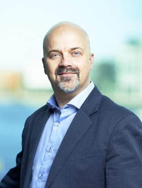 Jesper Waltersson, Press & Media Relations Manager (Presschef)