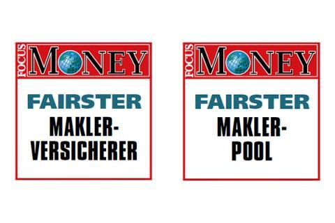 Die fairsten Maklerversicherer