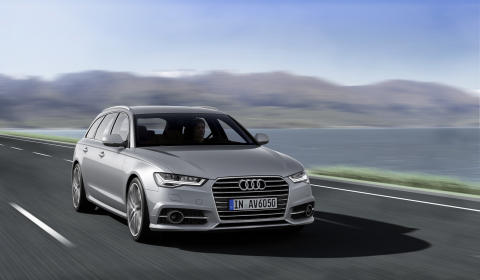 Friske kræfter til succesmodellen –  ny Audi A6 og A6 Avant