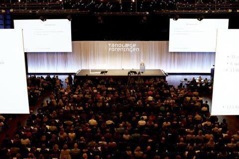 1100 tandlæger indtager Aalborg