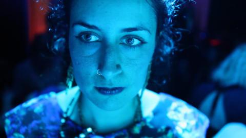 2017 år Mai Zetterling-stipendiat är dokumentärfilmaren Ahang Bashi.