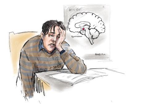 Flera gener bidrar till narkolepsi orsakad av Pandemrix