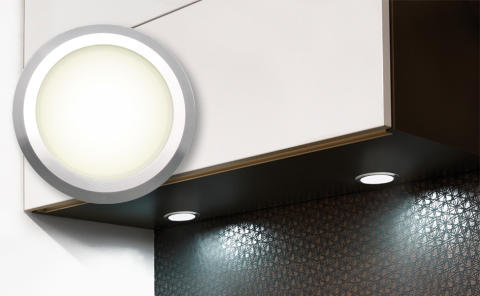 Stella LED-spot med Flat LED-technology