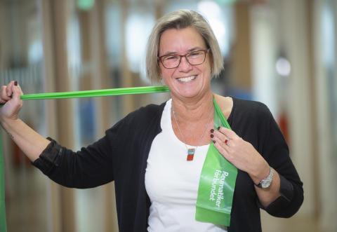 Ortopedklinik i Linköping belönas med patientsäkerhetsstipendium för färre vårdskador