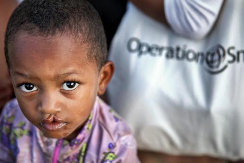 119 opererade barn under intensiv vecka på Madagaskar