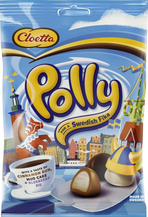 Polly for a Swedish Fika