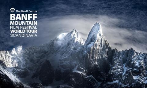 Världens största filmfestival inom bergssport och bergsupplevelser kommer till Vemdalsbion!