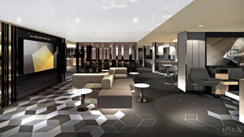 Tallink Silja Megastar | Business Lounge 3