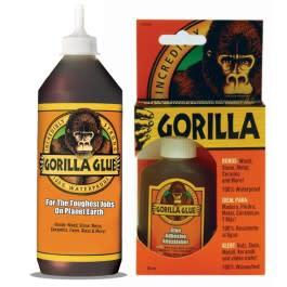 Gorillaklistret är värsta bästa limmet!